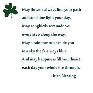 May flowers always line your path