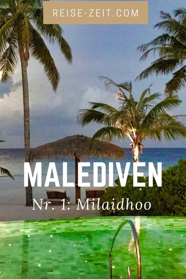 Zum Verlieben Milaidhoo Island Das Malediven Paradies