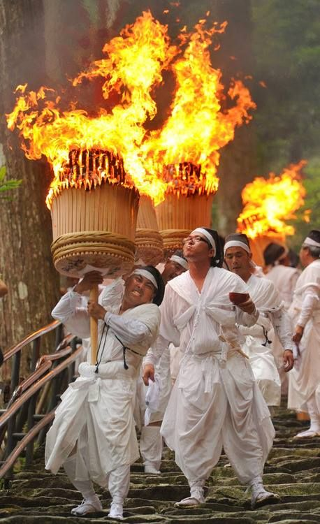 Fire Festival of Nachi, Wakayama, Japan....GOOD NEWS!! ..Register for the RMR4 International.info Product Line Showcase Webinar at: www.rmr4international.info/500_tasty_diabetic_recipes.htm ... Don't miss it!