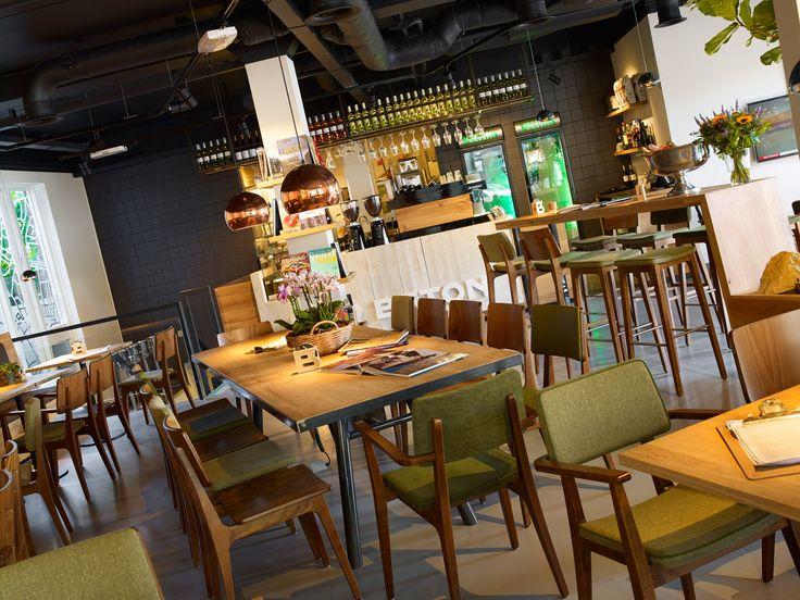 Bar Beton De Bank - Utrecht