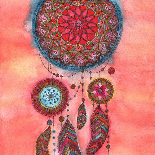 Dreamcatcher by Sarah Travis