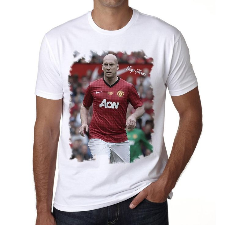 Jaap Stam Men's T-shirt ONE IN THE CITY