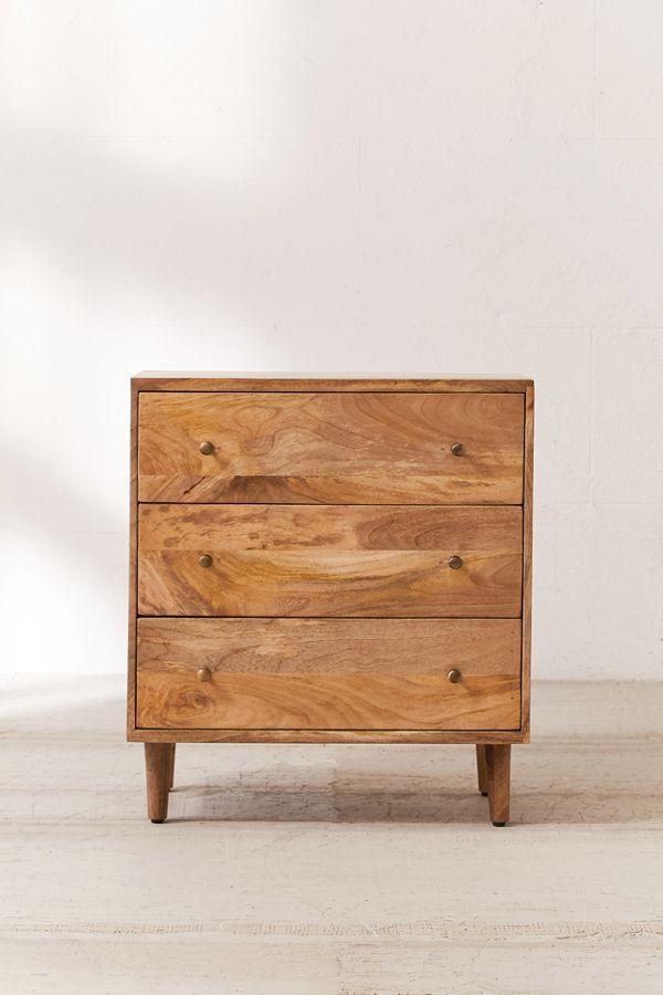 Amelia 3 Drawer Dresser Dresser Drawers Wooden Dresser 3