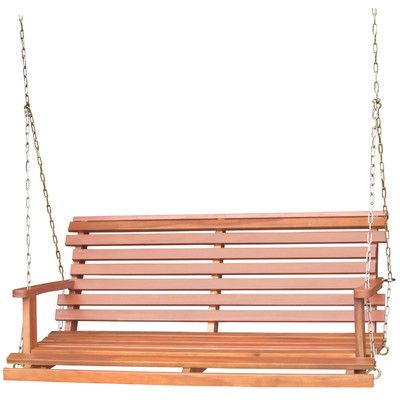 Found it at Wayfair - Traditional Porch Swing