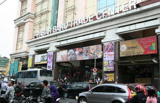 Nikmati Sensasi Belanja Murah Di Pasar Baru Bandung