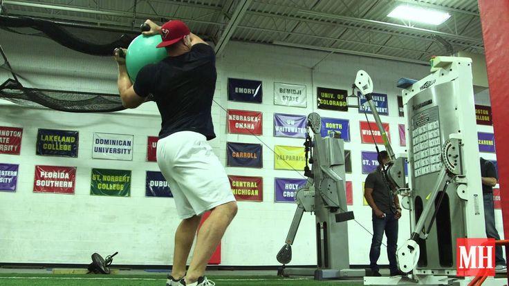 J.J. Watt Workout