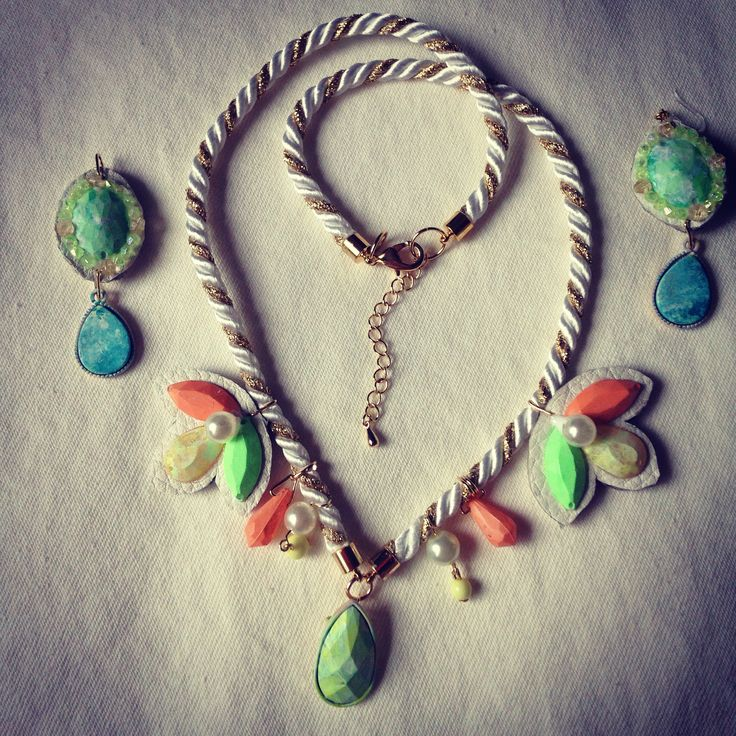 necklace by sweet sorrow