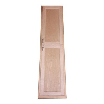WG Wood Products Christopher Kitchen Pantry