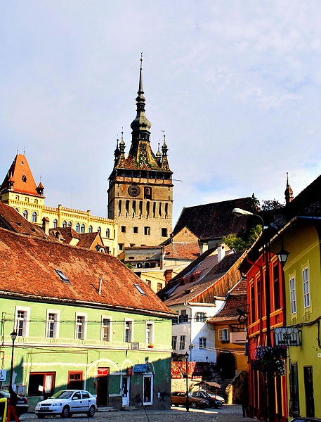 Visit Sighisoara. Possibly the best preserved medieval fortress town in Europe.  ~ Sighisoara, Romania