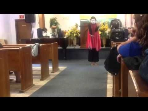 Tamela Mann - this place (mime dance) I love what I do!