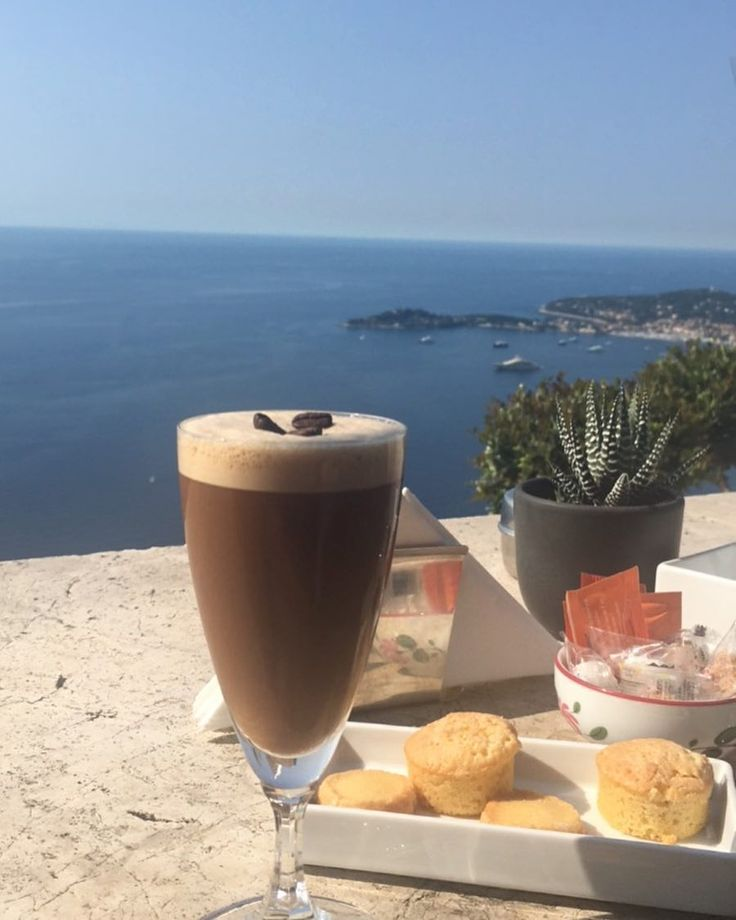 #Bonjour  #eze #france #frenchriviera #chevredor #chateau #coffee #sea #view #love #rosinaperfumery #giannitsopoulou6 #glyfada #athens #greece #shoponline : www.rosinaperfumery.com