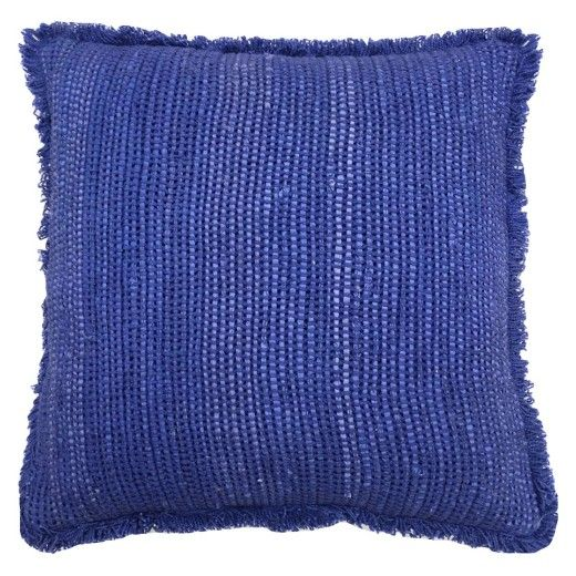 Oversized Throw Pillow - Blue - Threshold™ : Target