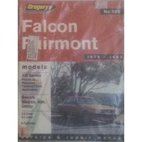 Ford Falcon/Fairmont XD 6 Cylinder with MPN GAP165