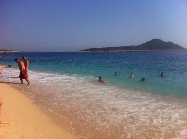 Kaputaj plajı /Kalkan