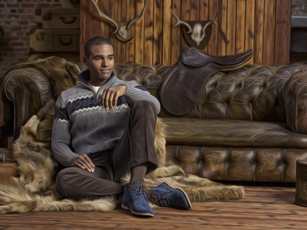 Edgars Shoe Gallery Winter 2013 on Behance