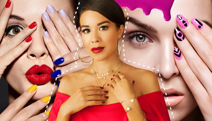 Having our hands well-kept is totally essential, isn't it? There's been a huge breakthrough in the nail industry, though. We're...