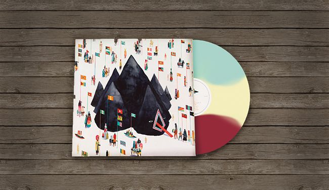 Young the Giant: Home of the Strange Exclusive Colored Vinyl: http://store.youngthegiant.com