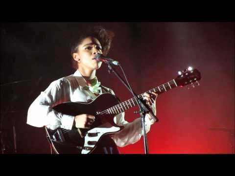 "Beautiful song - Lianne La Havas ""Au Cinema"" Live in Paris. I've been in love with her since summer of '69"
