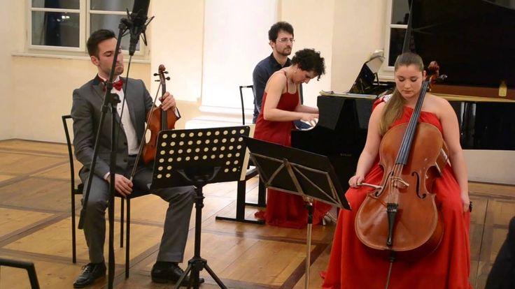 Brahms: Piano trio in B major, op.8