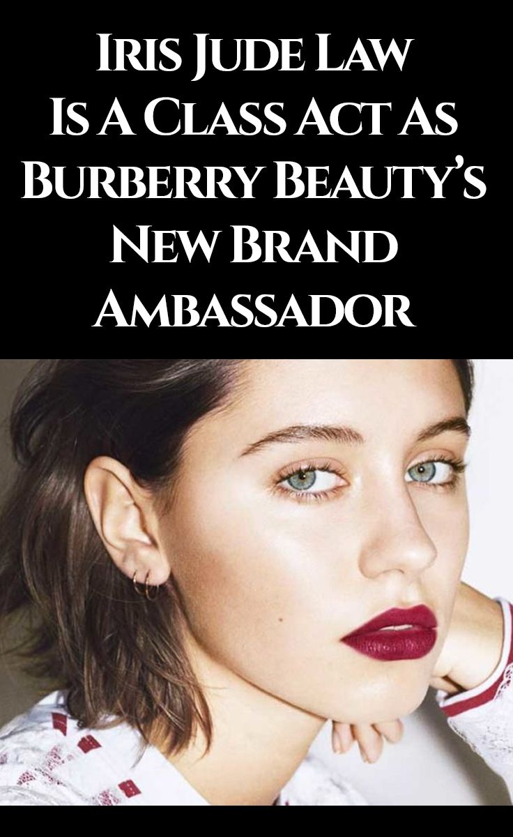 Joining the likes of Jaden and Willow Smith, Lily-Rose Depp, Kaia Jordan Gerber and Romeo Beckham is Iris, daughter of Jude Law and Sadie Frost who's yet another celeb kid to land a major brand campaign.#obsessory #myobsession #trend #fashion #luxuryfashion #blogs #blogger #fashionblogger #trendsetter