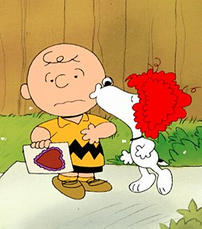 Charlie Brown Valentine 2002