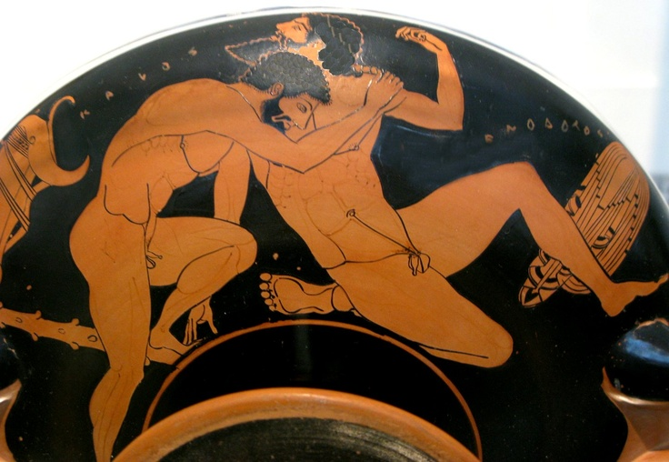 WOULD FUCKED greco roman erotic like