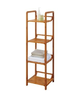 46% OFF Organize It All 4-Tier Tower