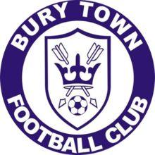 1872, Bury Town F.C. (England) #BuryTownFC #England #UnitedKingdom (L16823)