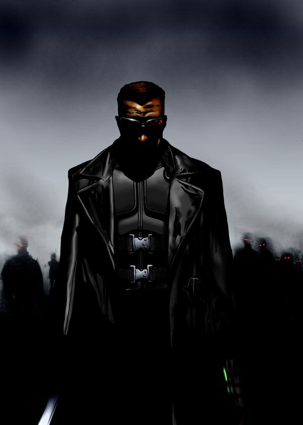 Blade possesses superhuman strength, stamina, speed, agility, heightened senses, and a rapid healing factor that attacks any alien substances (chemicals/viruses) in his body and eliminates any chance of him being rendered helpless or maimed from the inside and is unaffected by daylight and most other traditional vampire weaknesses. He also ages very slowly.