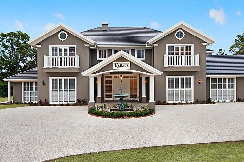 Completed Luxury Homes