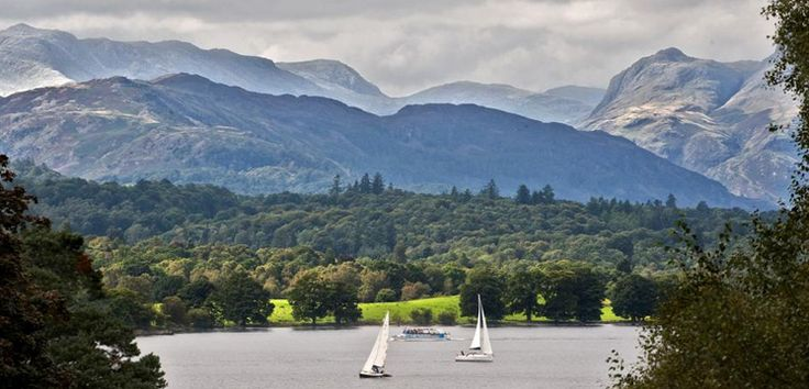 the Lake District, England...oh, how I miss you!