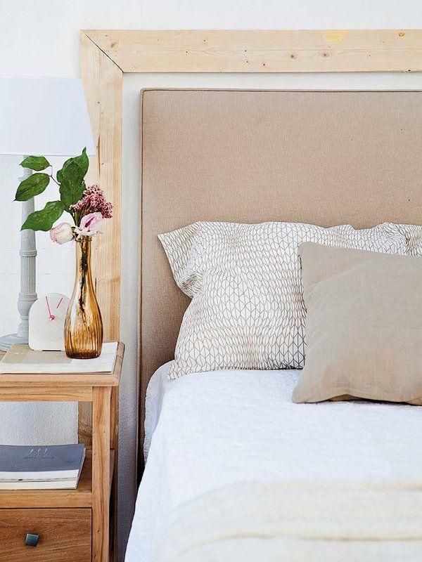 1000 ideas sobre cabeceros acolchados de tela en - Cabeceros cama acolchados ...