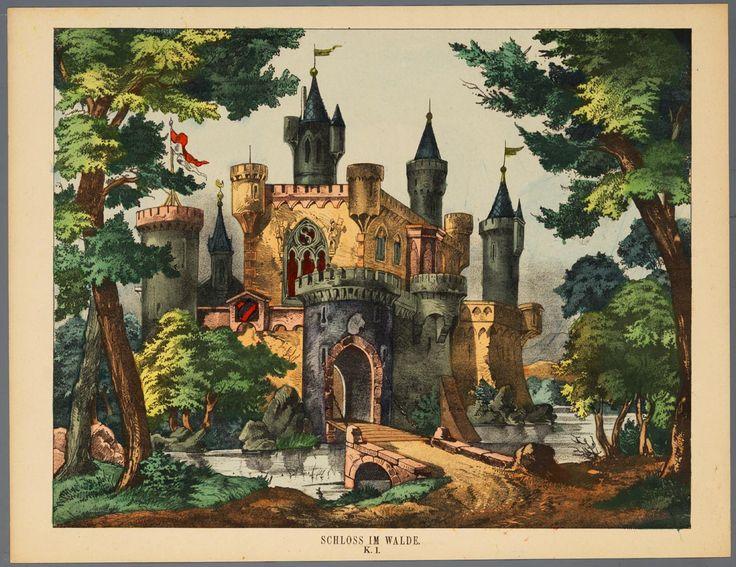Schloss im Waldehttp://www.geheugenvannederland.nl