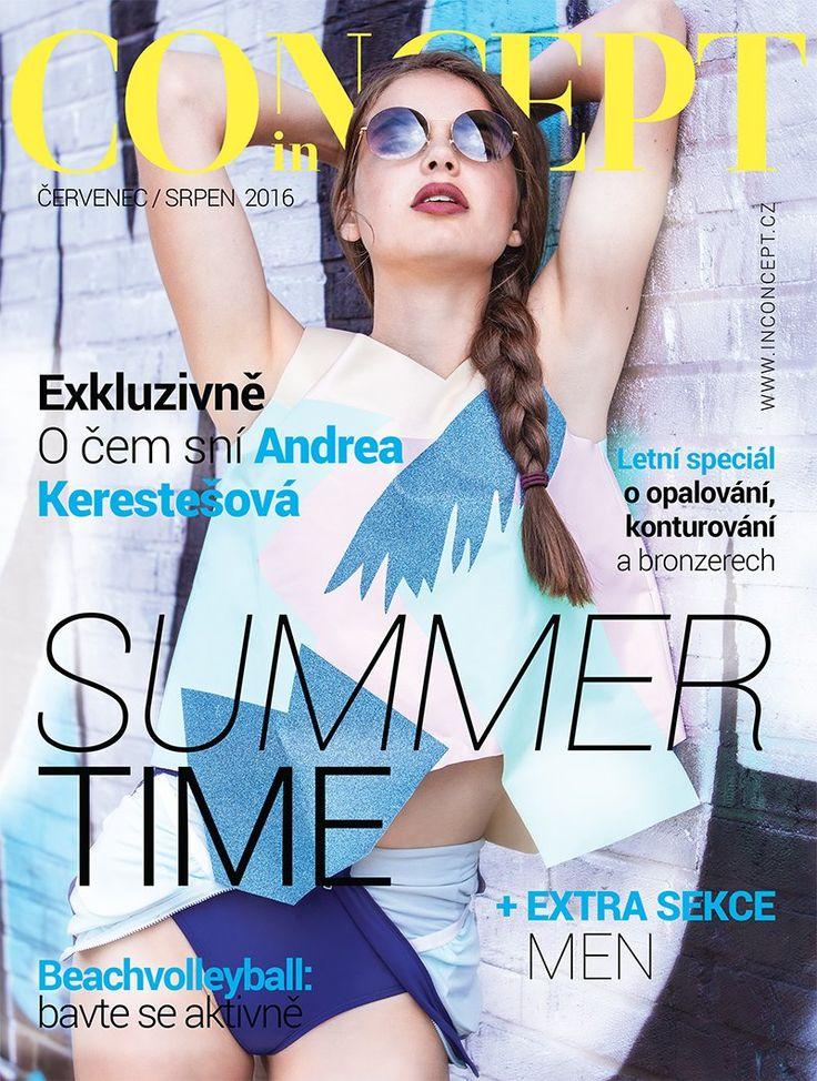 Nové letné číslo časopisu inCONCEPT