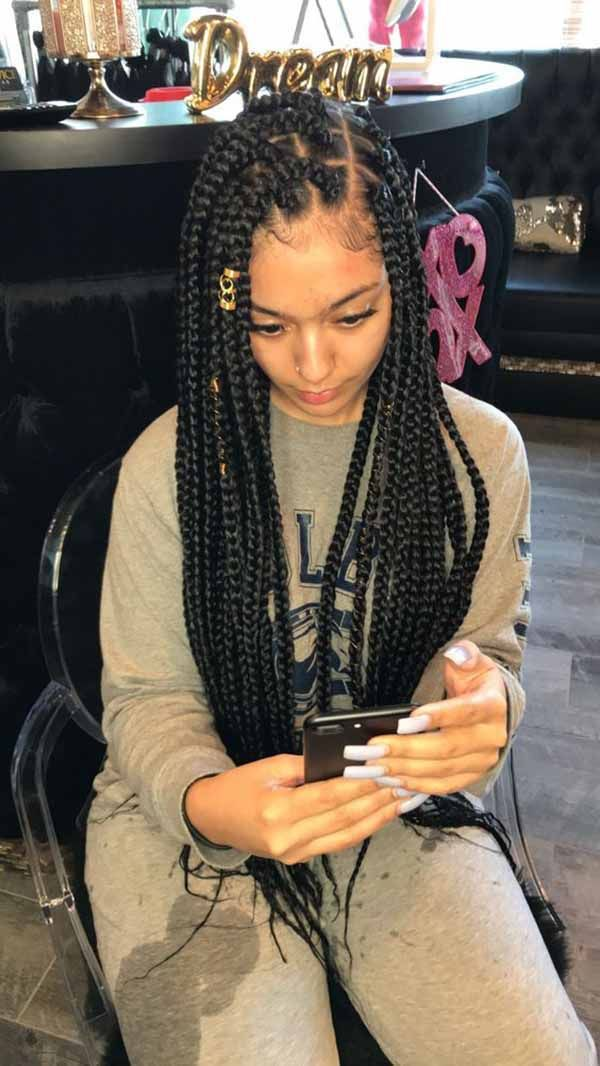 11 Imitable Summer time Hairstyles For Black Women 2019 just for you : You will Love It!