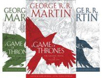 A Game of Thrones - The Graphic Novel (4 Book Series)