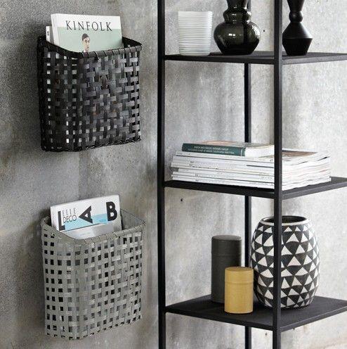 17 beste idee n over muur mand op pinterest postkantoor post organisatie en kantoorwand - Deco originele muur ...
