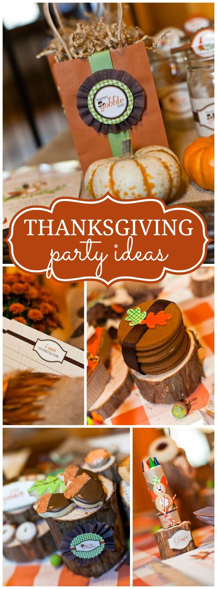 thanksgiving crafts for young adults
