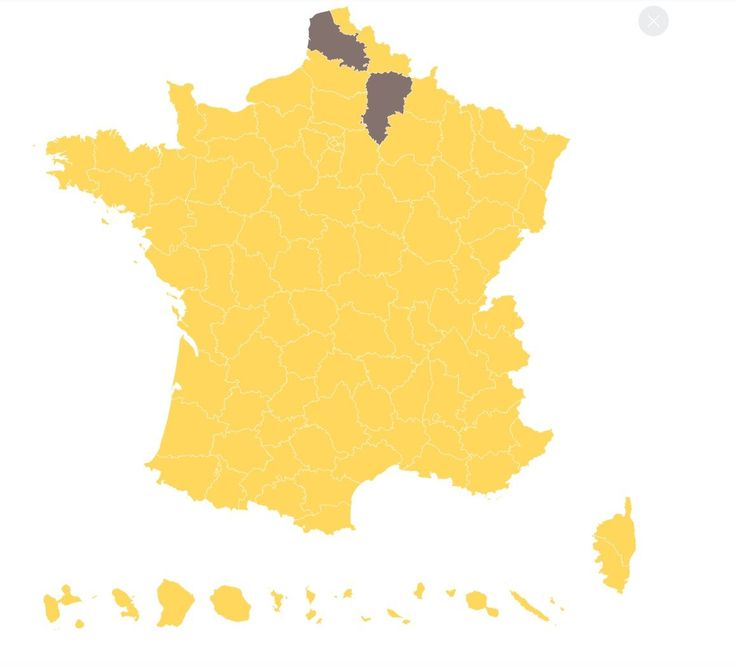 Take a breath, it's over.Check out how the French voted in the last presidential election