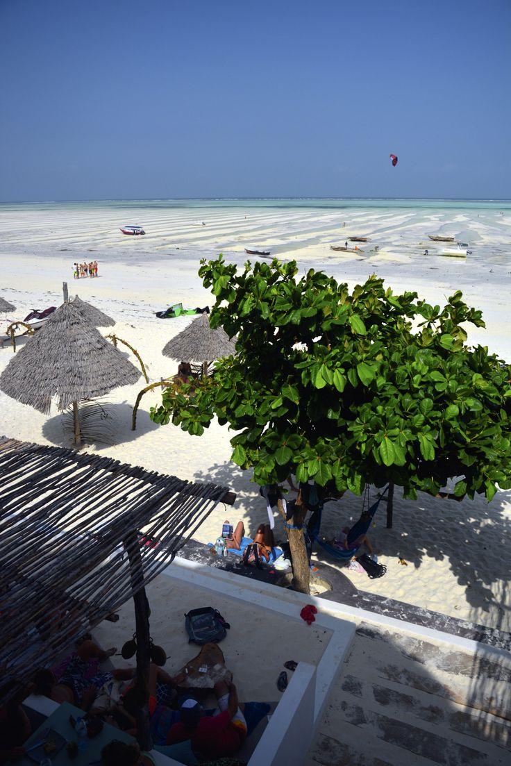 Paje Zanzibar Chilling Kitesurfing & Yoga
