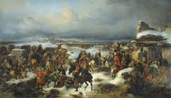 Seven Years War - strong overview.. for more details go to... http://www.history.com/topics/seven-years-war