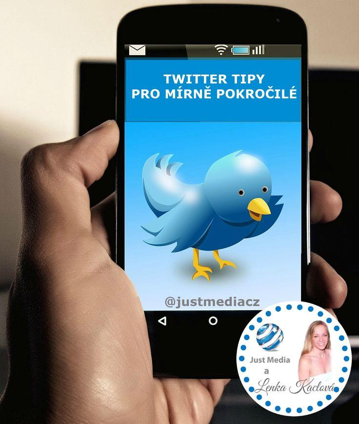 Twitter tipy pro mírně pokročilé - Jak lépe vytěžit Twitter a pracovat s fanoušky. Více na: http://www.justmedia.cz/rady-a-tipy/twitter-tipy-pro-mirne-pokrocile/ #twitter #twittertipy #justmediablog #socialnisite #socialmedia