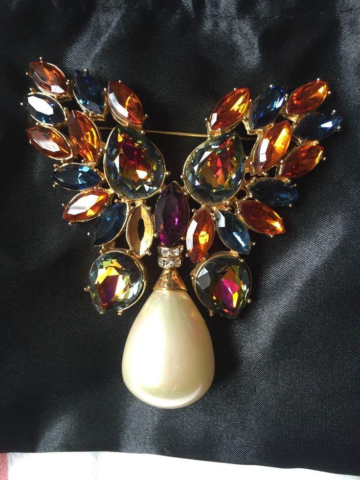 in Jewellery u0026 Watches Vintage u0026 Antique Jewellery Vintage Costume Jewellery & The 155 best Christian Dior and Henkel/Grosse Vintage Costume ...