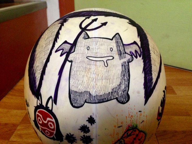 Ragnarok deviruchi Helmet art