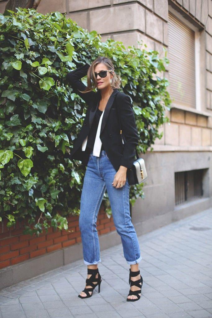 Mom džins farmerice su postale popularne pre nekoliko godina i još uvek su u modi. Znam, deluje neverovatno da jedne ovakve farmerice -vrećaste sa dubokim