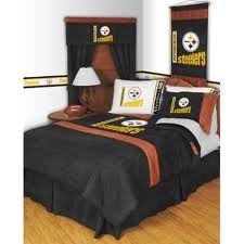 Pittsburgh Steelers Bedroom