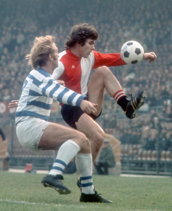 Willem van Hanegem. Feyenoord.