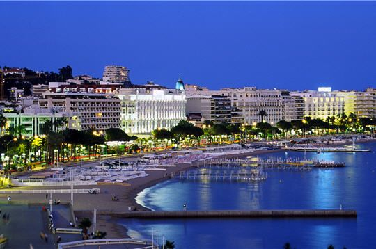 ღღ Escapade à Cannes : la Croisette à Cannes