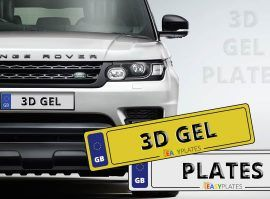 Use our reliable car number plate builder and supplier in UK.  Easy Number Plates will provide replacement number plates for any UK vehicle.