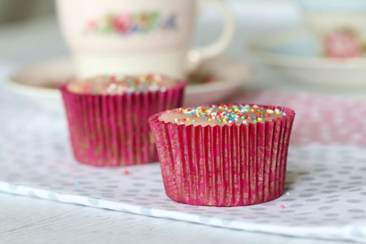 Easy Vanilla Cupcakes - Bake Play Smile